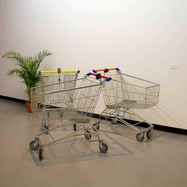© Christian Lagata en Galería Cero