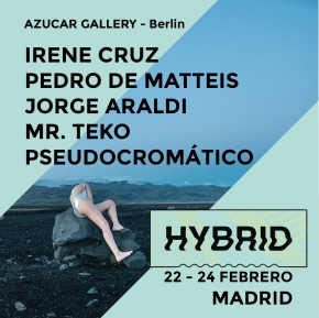Azucar Gallery, talento berlinés enHybrid