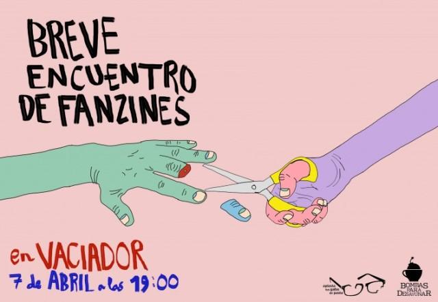 © andrea galaxina - breve encuentro fanzines