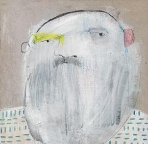 Lidia Sarria, ilustrando suentorno