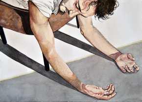 Silvia Lermo,  libertad pintada enacuarela