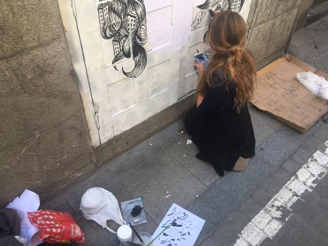 Artista: Miriam Gascón. Imagen © godArt Lab
