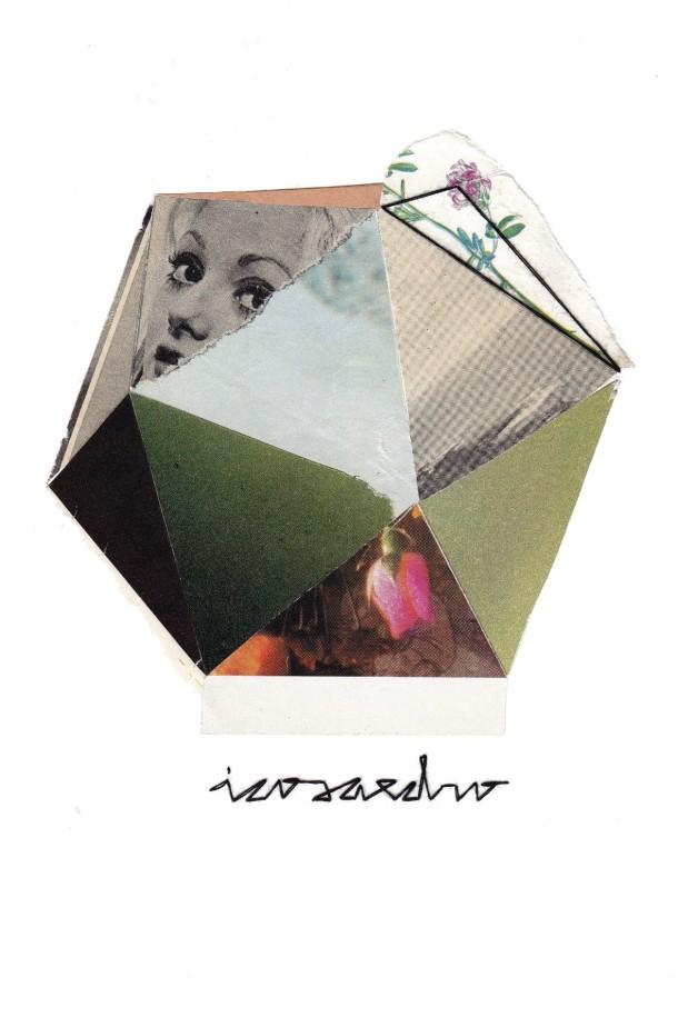 © Maite Ortega - Icosaedro - Ropa Tendida Fanzine - Agua
