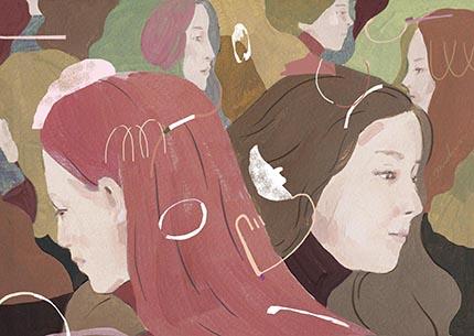 © Michun - Illustration for literature 2