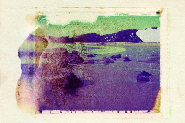 © Lúa Ocaña - Recuerdo de infancia - Ropa Tendida Fanzine - Agua