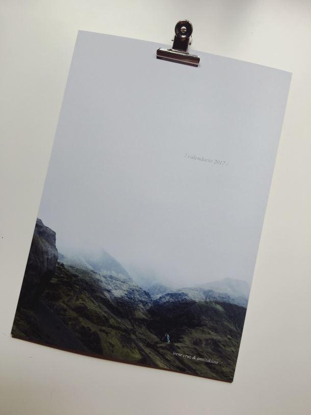 Calendario Islandia - © Irene Cruz / annitaklimt