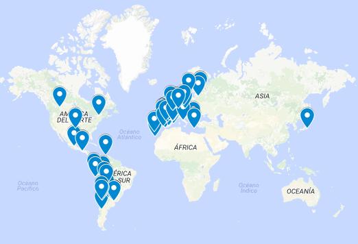 Collagistas de todo el mundo participan en El gran fiambre fabuloso