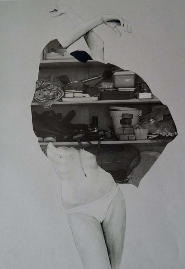 Peti Collage, la libertad de cortar y pegar | godArt Lab