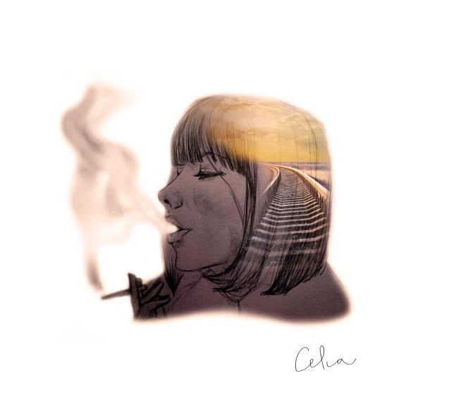 © Celia López Bacete - humo