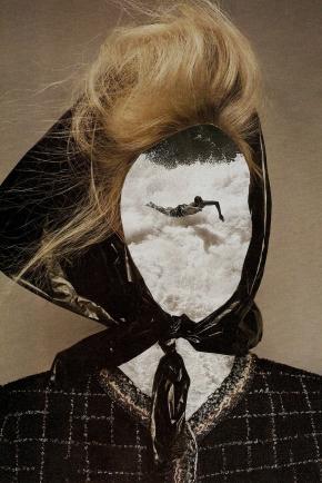 Peti Collage, la libertad de cortar ypegar
