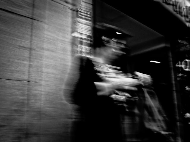© Óscar Barrera - Serie Blur 2