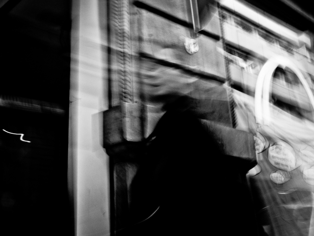 © Óscar Barrera - Serie Blur 3
