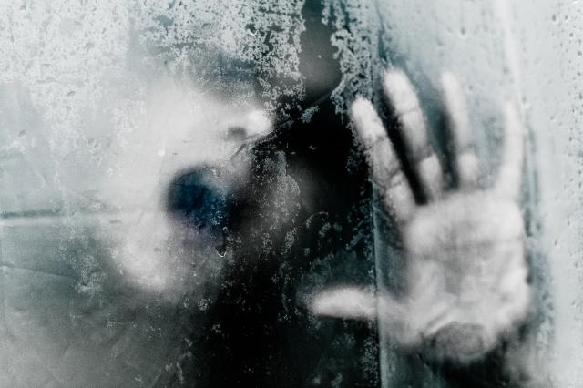 © Óscar Barrera - Serie Through the glass 1