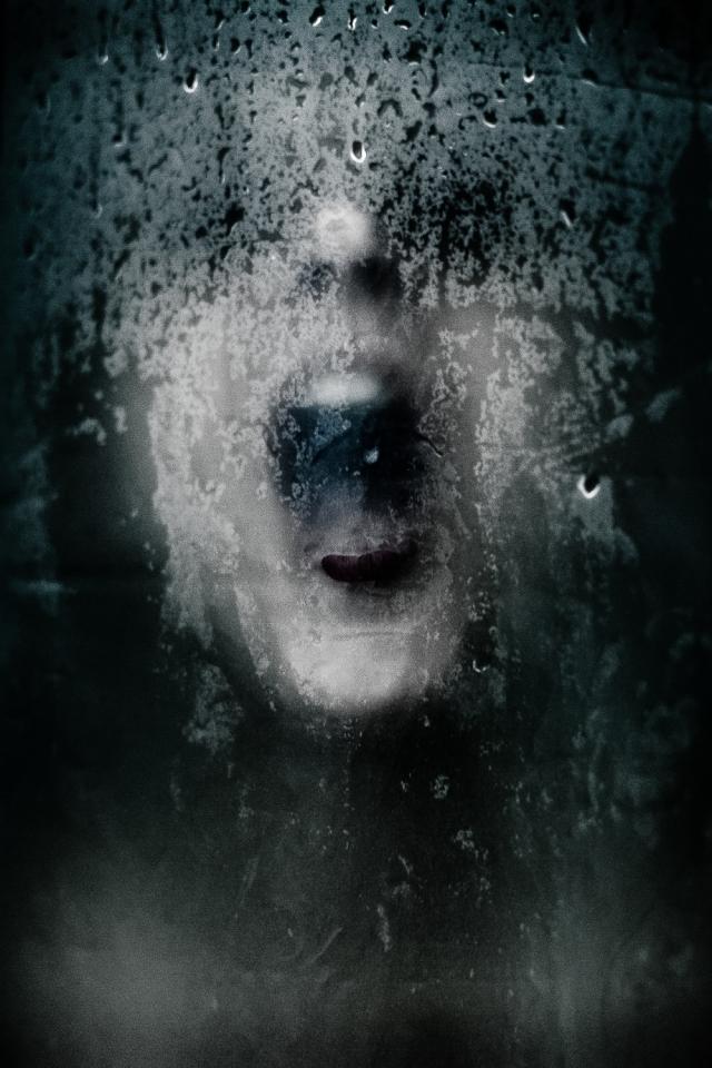 © Óscar Barrera - Serie Through the glass 3