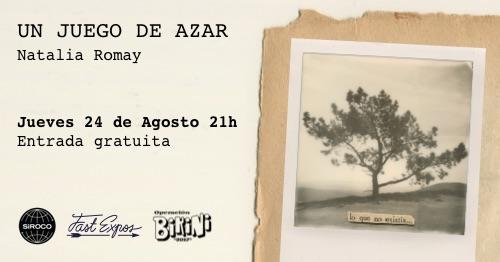 Exposición UN JUEGO DE AZAR - © Natalia Romay