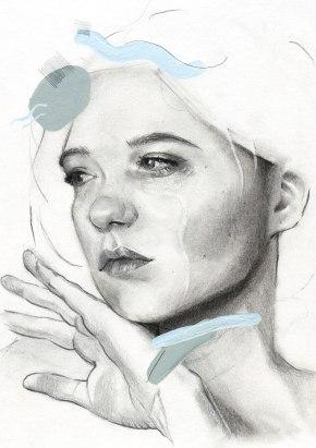 Marjan Roshan, inspirada por laspersonas