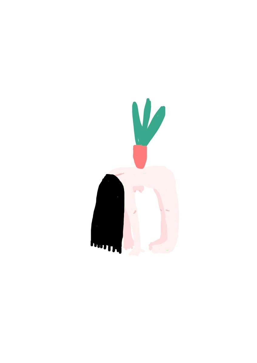 Laura Calvo, ilustradora de pequeñas historias