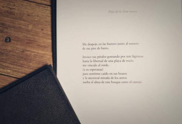 © Irene Cruz y Anabel C. Huertas - Hija de la luna nueva
