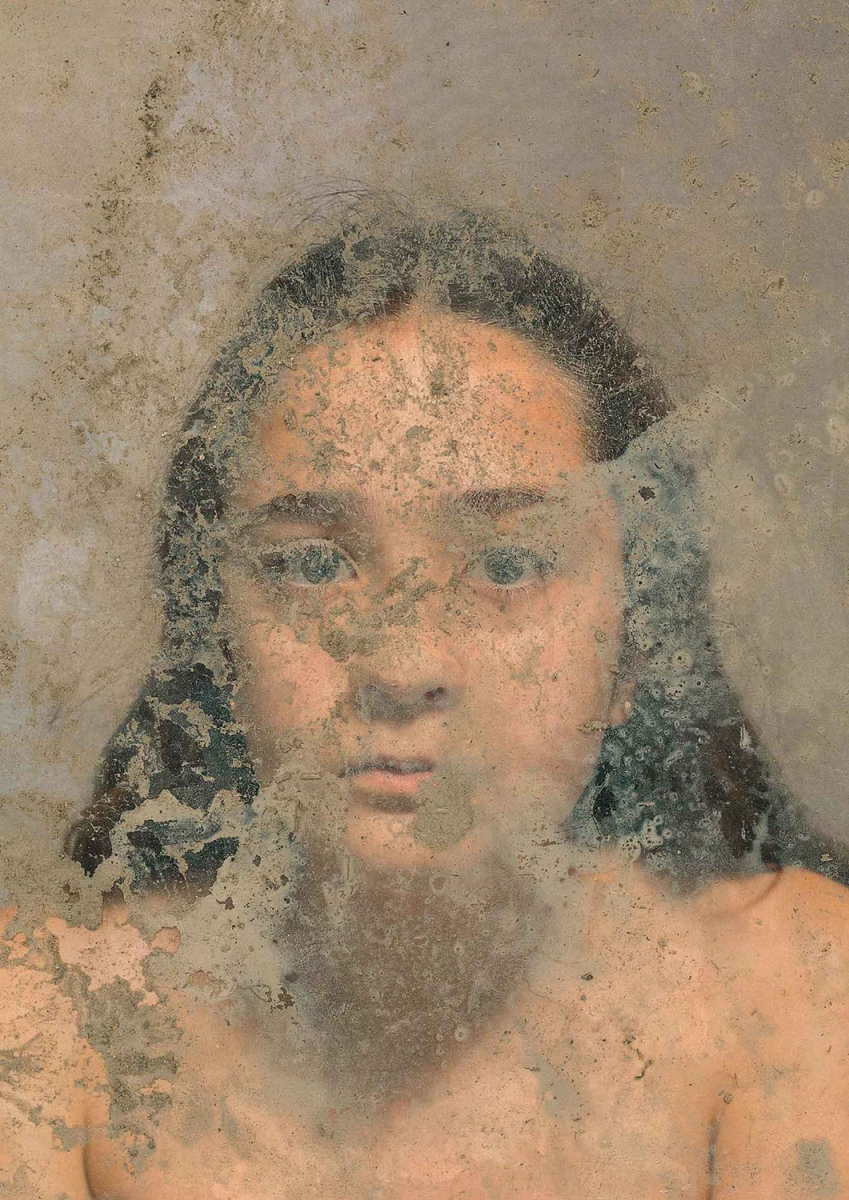 Estela Barone, fotografía tangible