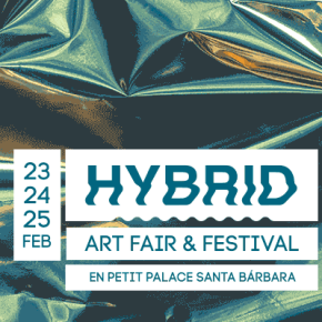 Hybrid Art Fair apuesta por el arte más experimental en su 2ªedición
