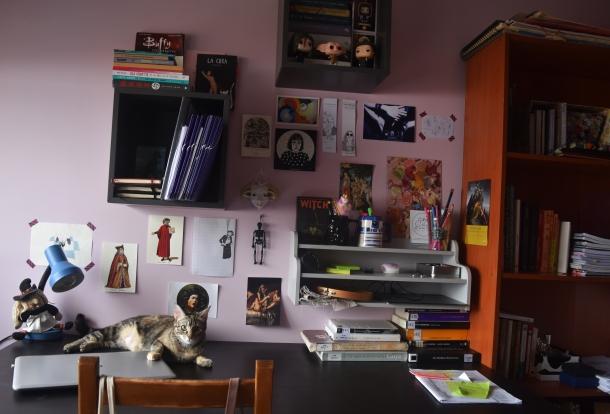 My place | My art - © Rebeca Lar