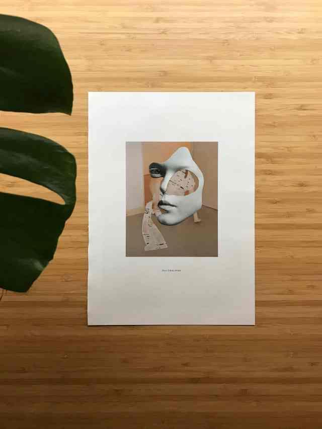 © Marco Laborda - La máscara