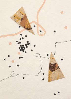 Maribel Binimelis, abstracción poética ytextil