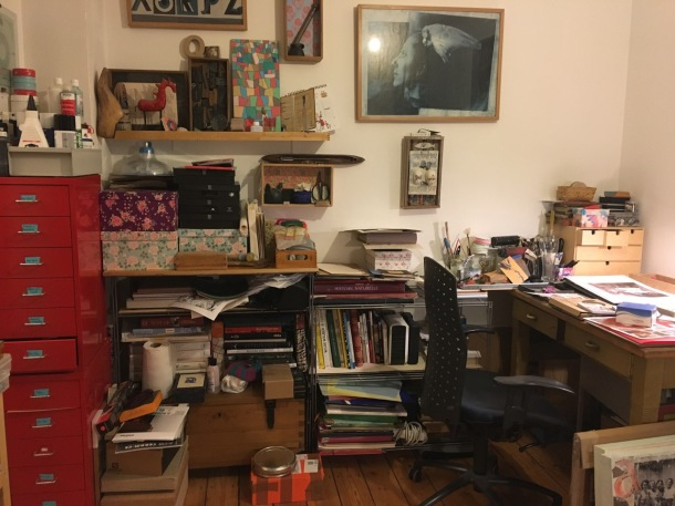 My place | My art - © Maria Elisa Quiaro