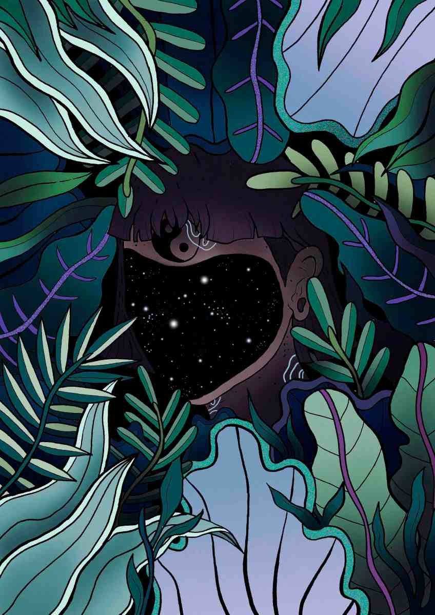 Spinelli, ilustraciones de otro planeta