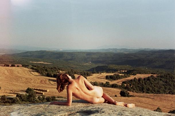 © Foix de Viladrich - Reposant sobre el paisatge
