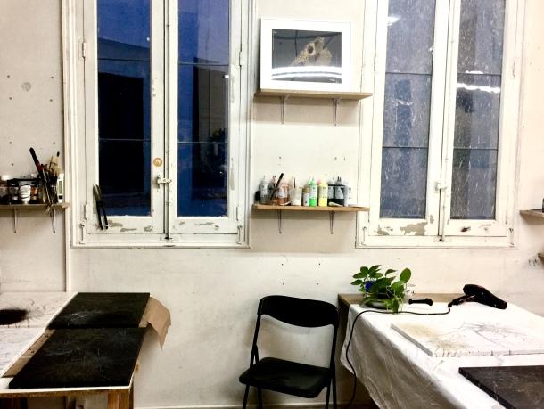 My place | My art - © Cristina Jaén