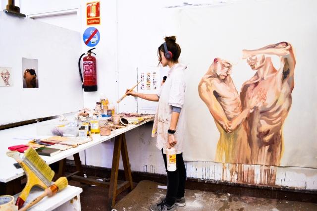 My place | My art - © María Martínez