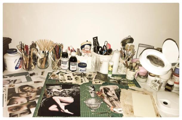 My place | My art - © Roberta Guarna