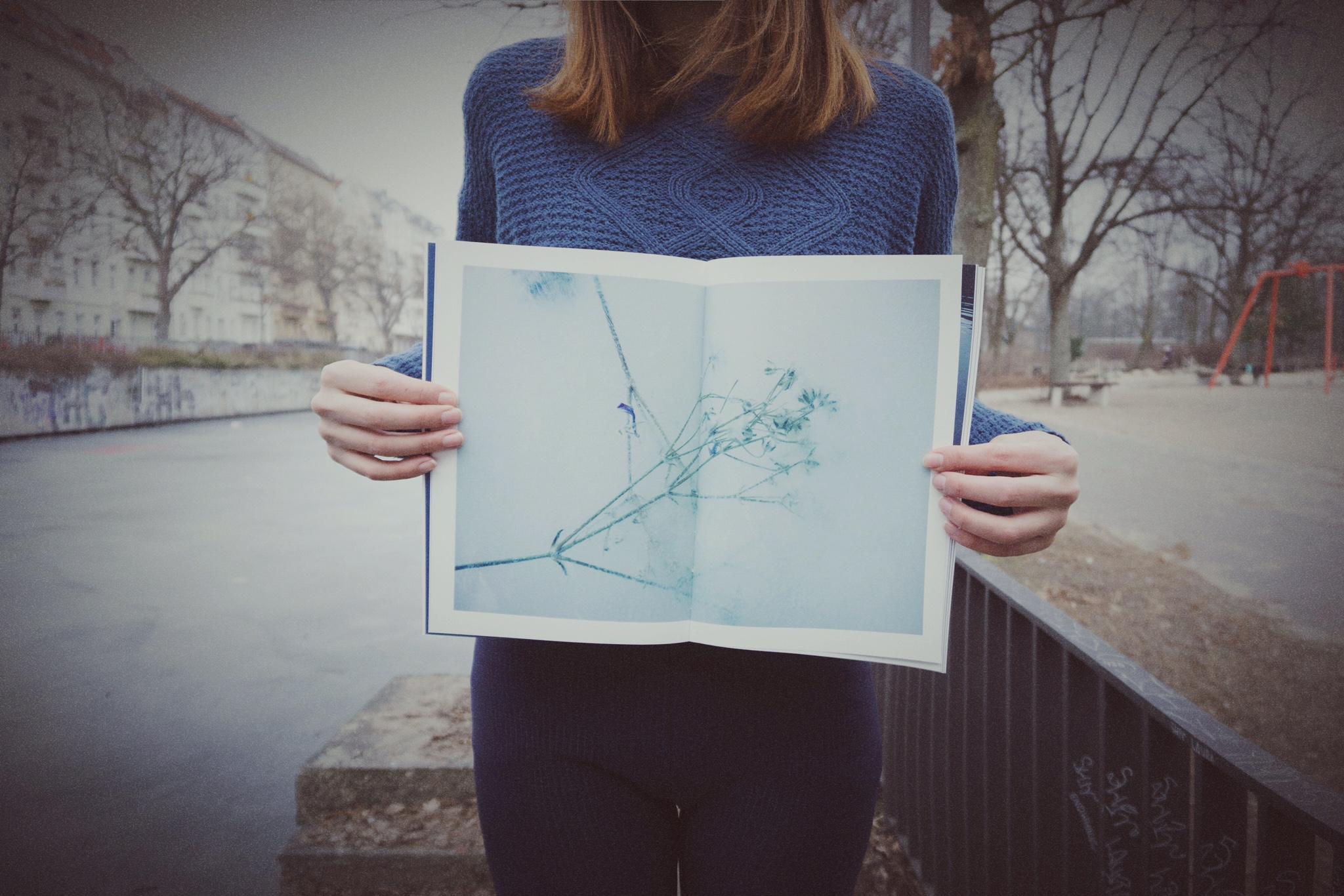 © Irene Cruz - Drowning in blue