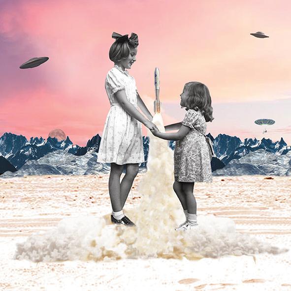 © Cristina Herranz - Rocket kids