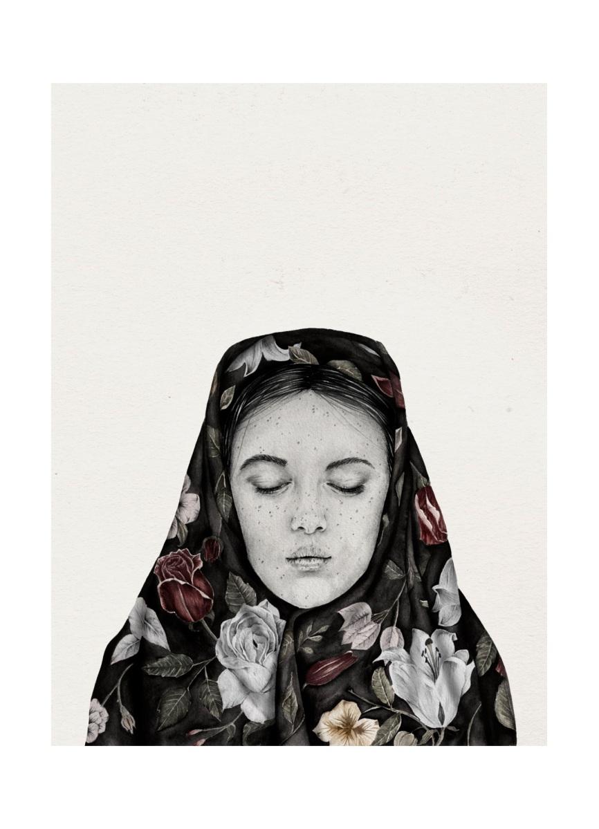 Jana Medina, dibujo sentimental