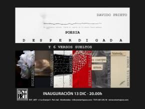 Poesía Desperdigada y 6 Versos Sueltos, una colectiva de imagen ypalabra