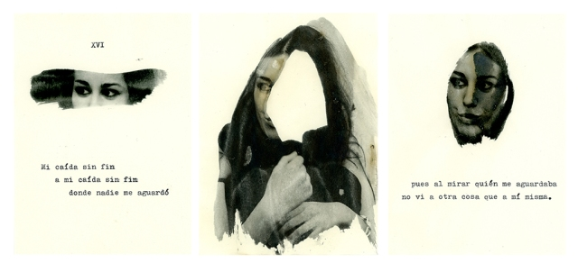© Irene Zóttola - Tríptico Canto XVI Pizarnik