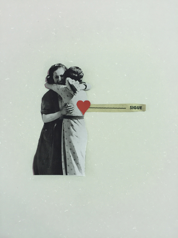 © Collage Republic – abrazo infinito